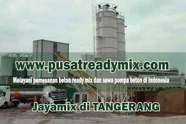 Harga Beton Jayamix Pamulang Murah Terbaru 2020