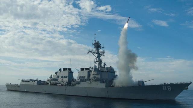 China acusa a EEUU de 'violar' su soberanía y avisa de represalias