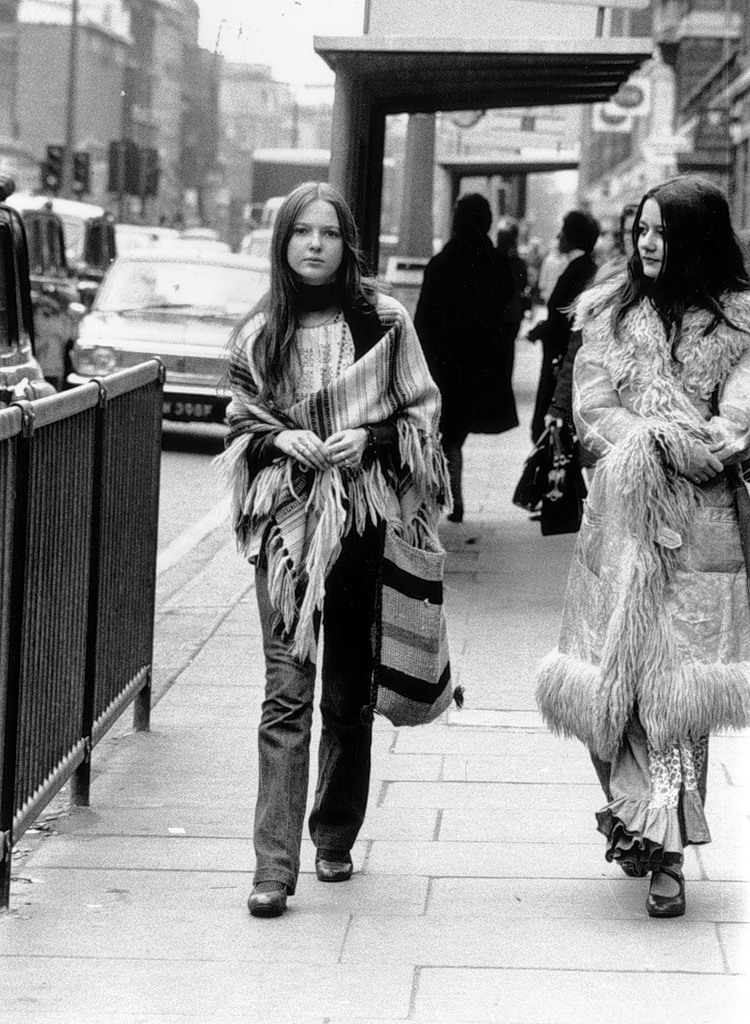 Peace, Love and Freedom: Pictures of Hippie Fashions From ...