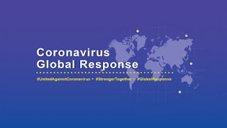 Coronavirus Global Response International Pledging Conference