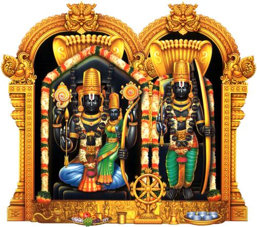 భధ్రాచలం శ్రీ సీతారామచంద్ర స్వామి - Bhadrachalam Sri Seetha Ramachandra Swamy