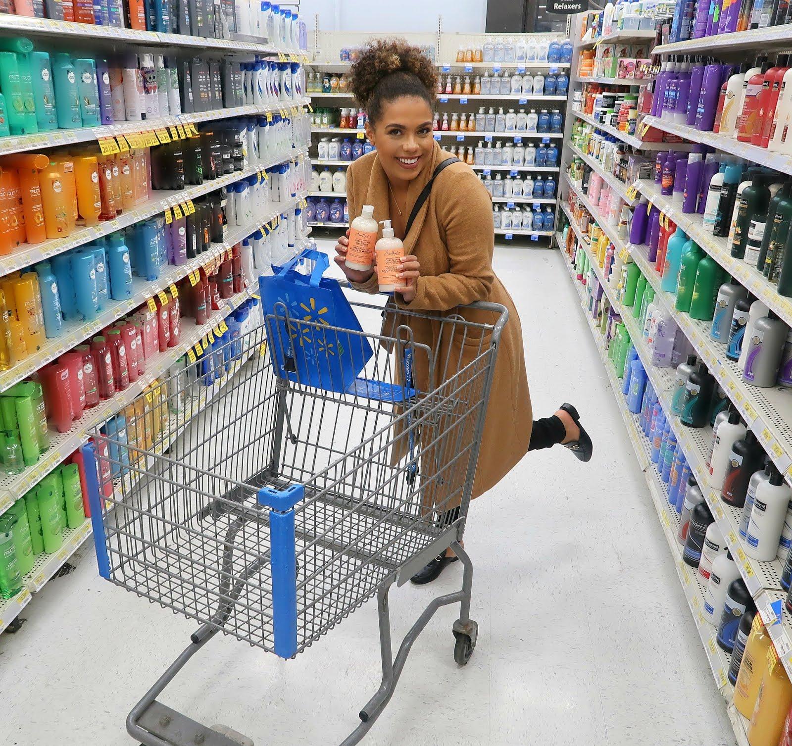 Shea Moisture at Walmart Canada