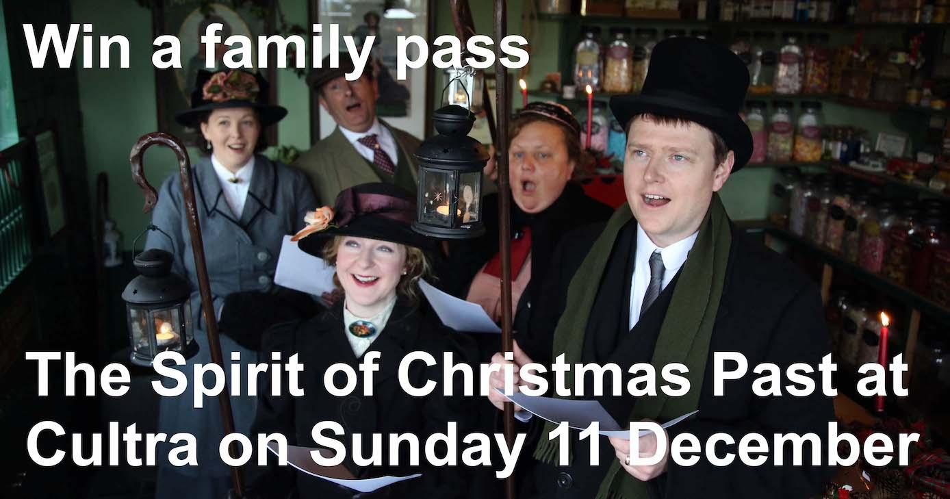 Spirit Of Christmas Past Costume.Alan In Belfast Competition Enjoy The Spirit Of Christmas