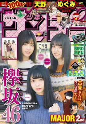週刊少年サンデー 2017年52号 raw zip dl