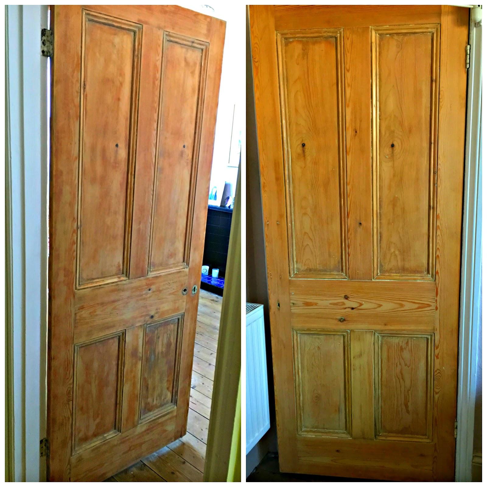 Paint Stripping Doors Sheffield