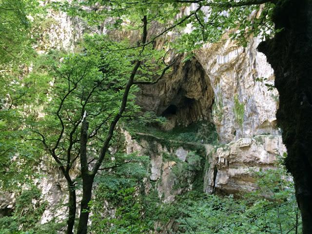 cueva de Skocjan. Parque natural. Eslovenia  | Caravaneros.com
