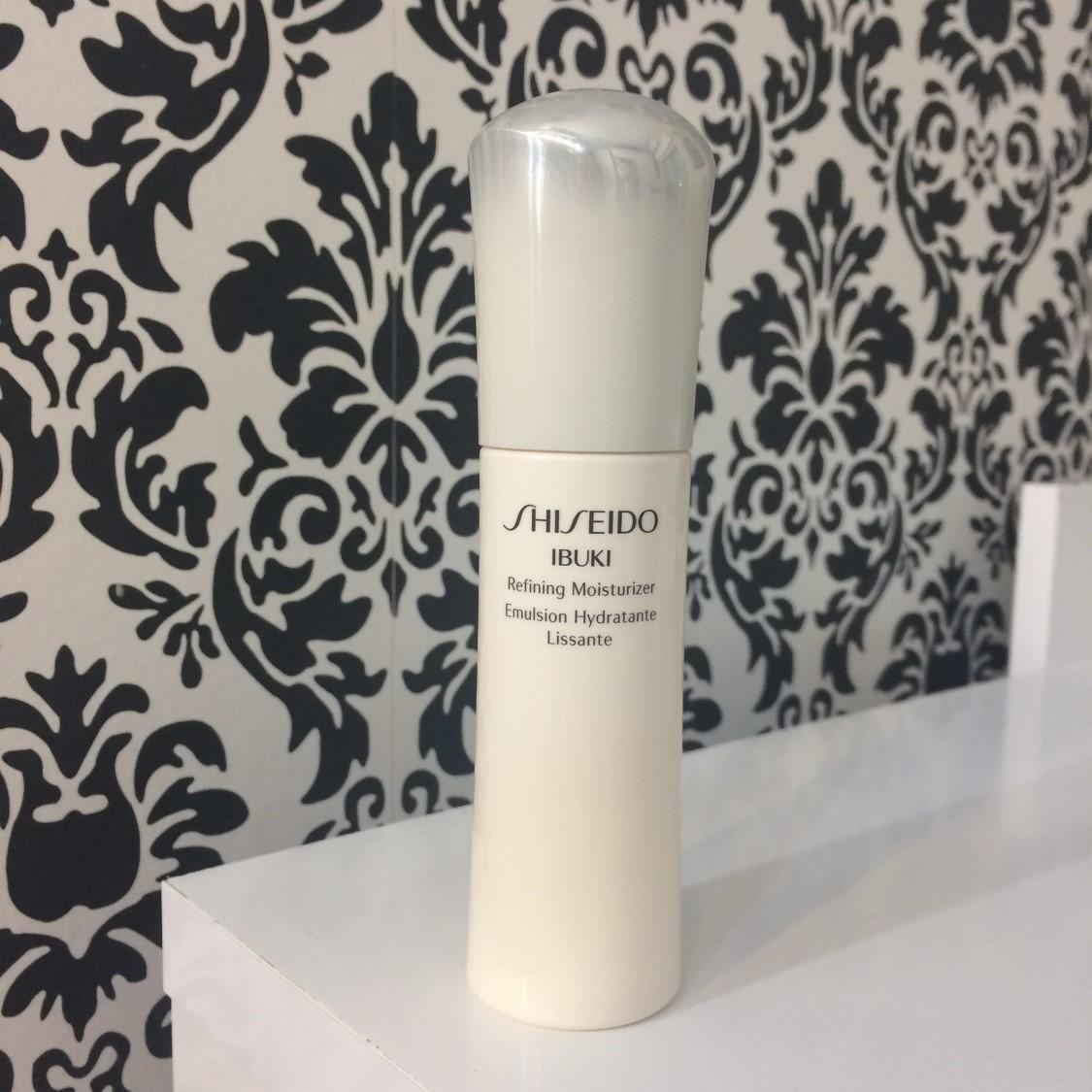 Hidratante Facial Shiseido Ibuki Refining Moisturizer