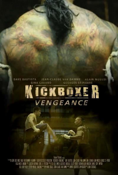 Kickboxer : Vengeance - Jean-Claude Van Damme présent dans le premier teaser