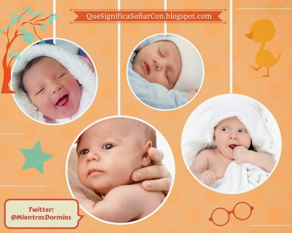 Porque soñamos con bebes - Sueños con baby - QUE SIGNIFICA SOÑAR CON BEBE RECIÉN NACIDO