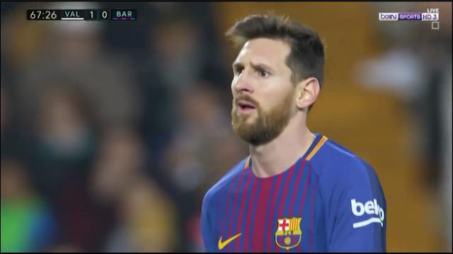 ملخص واهداف مباراة برشلونة وإسبانيول