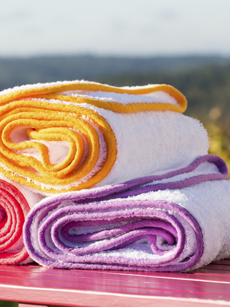Abyss Habidecor toalla de baño Alizee