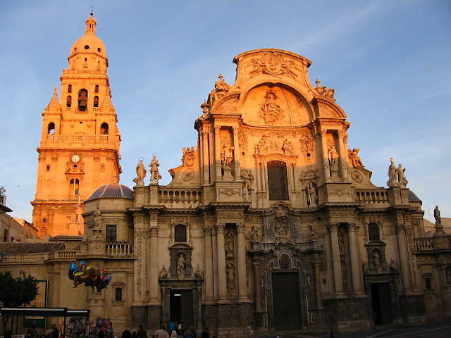 Murcia Cathedral The World Reporter
