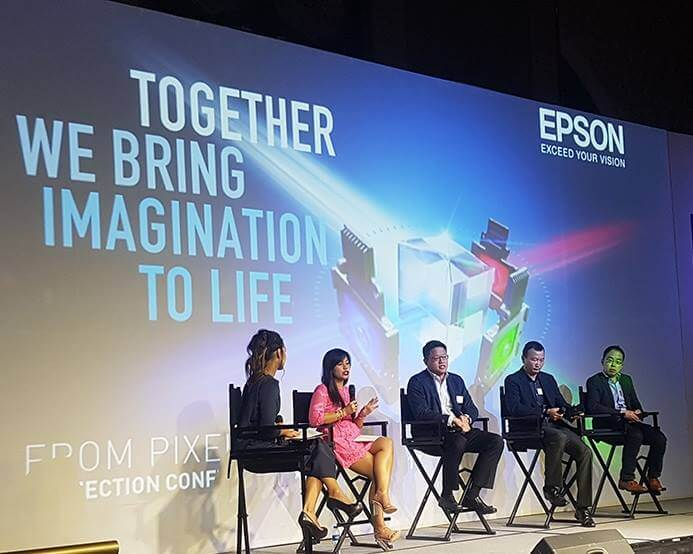 Epson Unveils Affordable High-Brightness Feature-Packed Projectors