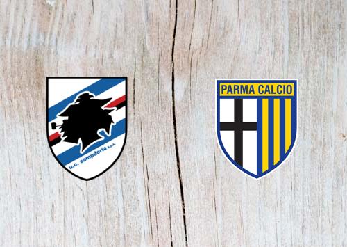 Sampdoria vs Parma -  Highlights 16 December 2018