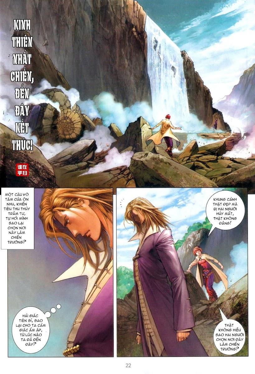 Ôn Thụy An Quần Hiệp Truyện chap 64 trang 20