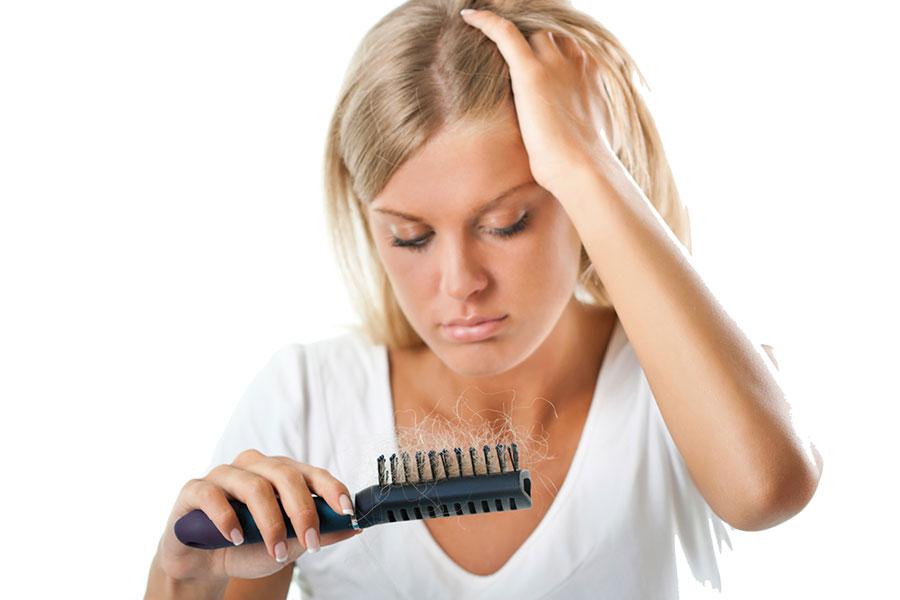 Alternativas de como tratar os cabelos calvos.
