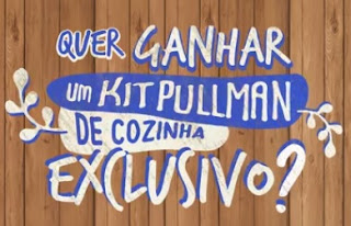 Promoção Pullman Artesano 2017 Kit de Cozinha Pullman