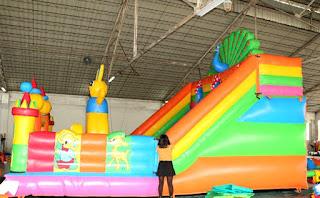 Balon Loncat Istana Balon