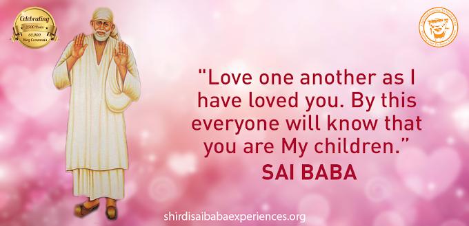 Baba Helped My Husband And Answered My Prayer