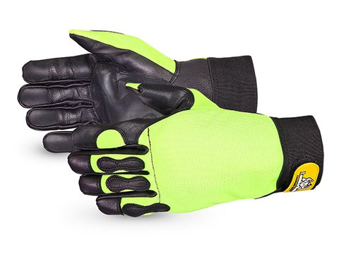 endura safety gloves for chainsaws