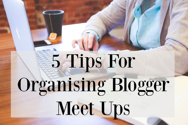 5-Tips-For-Organising-Blogger-Meet-Up-text-over-image-of-woman-on-laptop