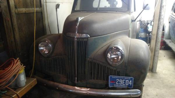 Gmc Truck For Sale >> 1947 Studebaker 1 Ton Truck - Old Truck