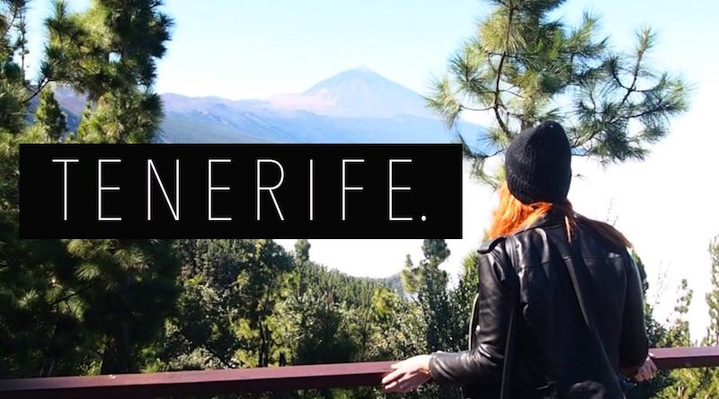 Tenerife Travel Video Vlog