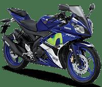 Harga Promo Cash dan Kredit Motor Yamaha R15 GP Movistar