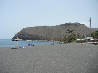 Playa de San Sebastián, San Sebastián de la Gomera