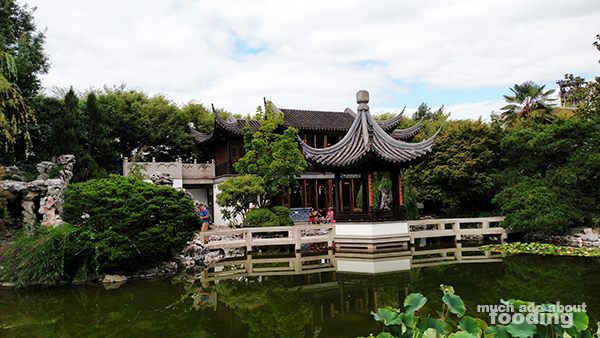 Tranquility And Tea At Lan Su Chinese Gardens In Portland Much Ado About Fooding