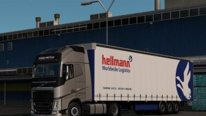 Volvo FH & FH16 Lowdeck [Reworked][1.31]