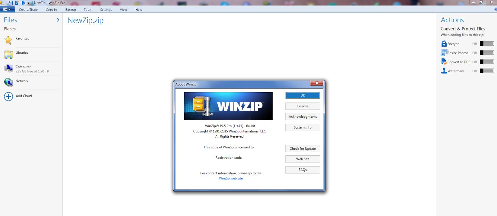 winzip 64 bit crack