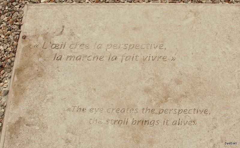 André Le Nôtre Citation