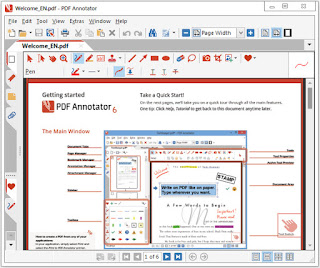 PDF Annotator 6.1.0.610 Multilingual Full Crack + Portable