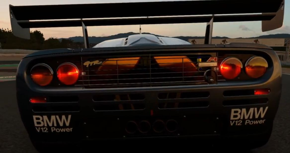 McLaren F1 GTR BMW Kokusai Kaihatsu UK Racing 1995