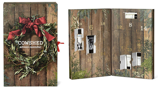 Cowshed Advent Calendar 2016