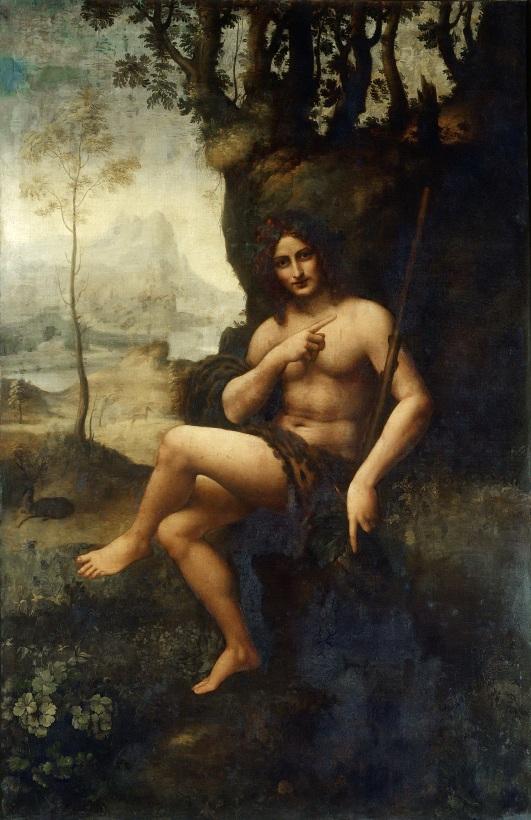 Bacchus (1513-16)