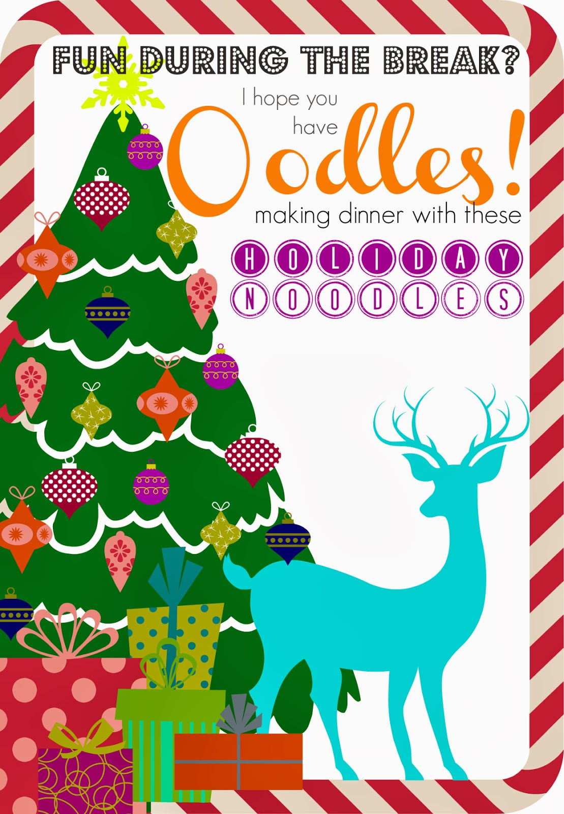 Restlessrisa Christmas Teacher T With Free Printable