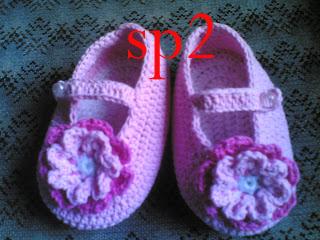 Sepatu Rajut Bayi Murah