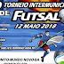 1° Torneio Intermunicipal de Futsal será realizado em Alto Bonito