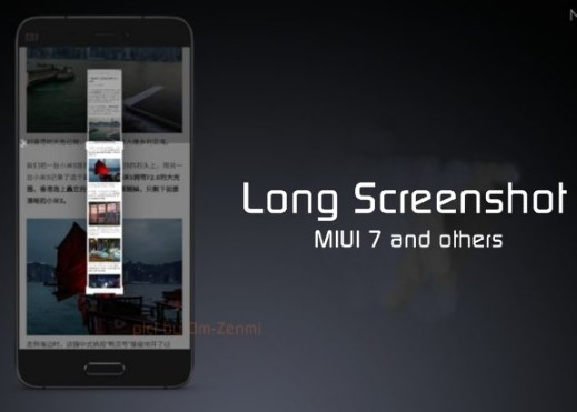 Cara Screenshot Panjang di HP Xiaomi Tanpa Aplikasi
