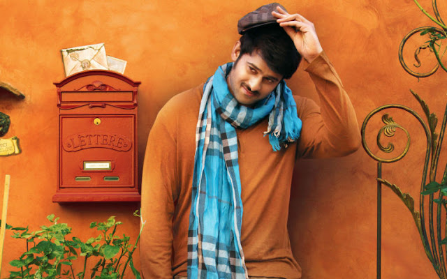 Prabhas Cute Stylish Star HD Images