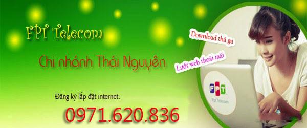 Lắp Đặt Internet FPT Tại Thái Nguyên