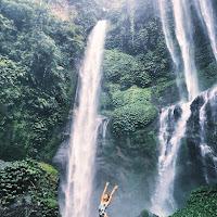 insta - erinj.allen - Sekumpul Waterfall, Bali, Indonesia
