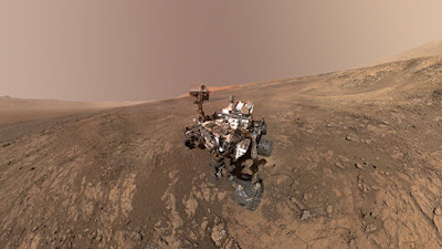 The scientist believes that the rovers brought earthly life to Mars Planet-Today.com