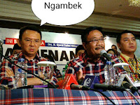 Tindakan Ngamuk & Walk Out Ahok Dinilai 'Lebay', Taufiq: Sudahlah, Semua Sudah Pada Tau Kok