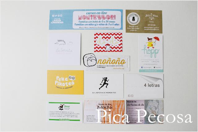 I-feria-embarazo-crianza-actimami-oviedo-tarjetas-expositores
