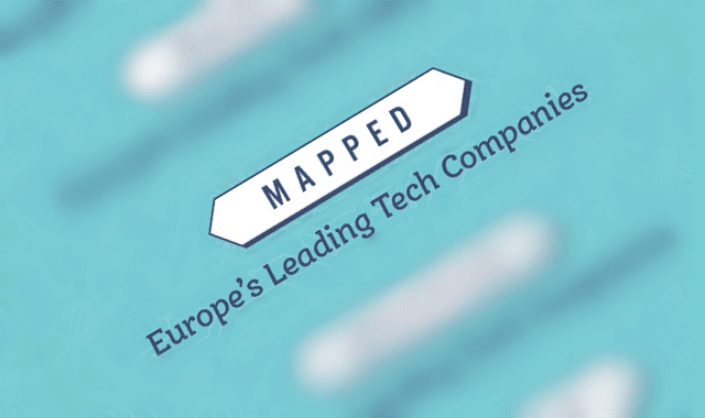 Mapped: Europe's Leading Tech Companies