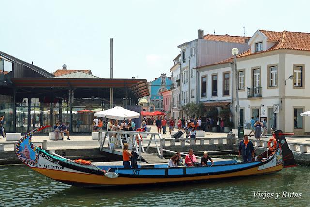 Praça do Peixe, Aveiro