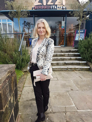 image showing leopard print jacket oufit and muttonstyle